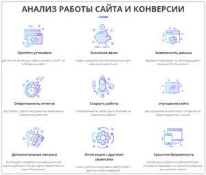 Plerdy - сервис мониторинг сайтов