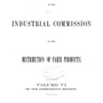 Первое маркетинговое исследование - 1901 г.