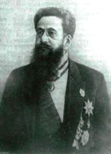 Людвиг Морицевич Метцль - основатель первого рекламного агентства в России