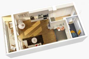 Перспективные направления бизнеса - недвижимость