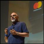 Директор по маркетингу Mastercard Раджи Раджаманнар (Raja-Rajamannar)