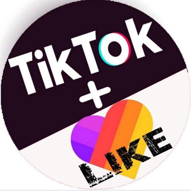 tik-tok + like